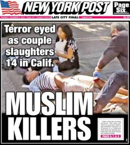 San Bernardino killings a result of the left's P.C. war against 'hurt feelings'