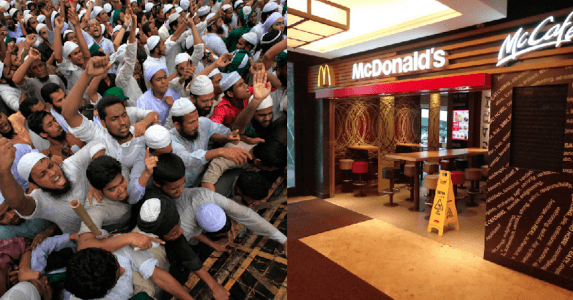 Huge Restaurant Chains Just Took a MASSIVE Stand Against Shariah Law