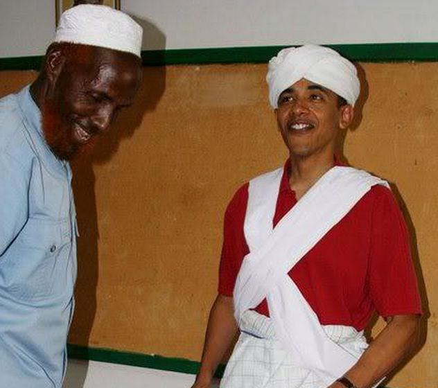 Black leader accuses Obama of siding with Muslims