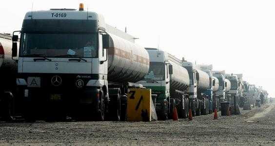 BREAKING NEWS: ISIS Oil Tied to Kurdistan, Erdogan and Lots of American Tanker Trucks Shipped from Houston