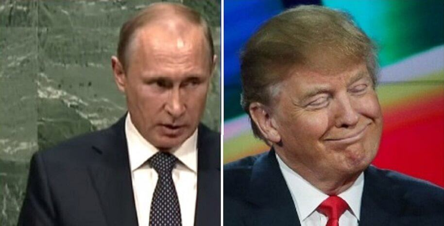 Putin Just Came Out With A Massive Announcement About Donald Trump