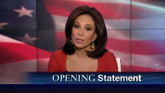 Judge Jeanine Just Delivered A Brutal Knockout To Hillary: 'I Couldn't Help Myself…'
