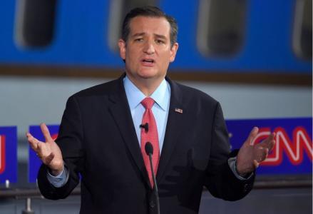 ted cruz presidential debate