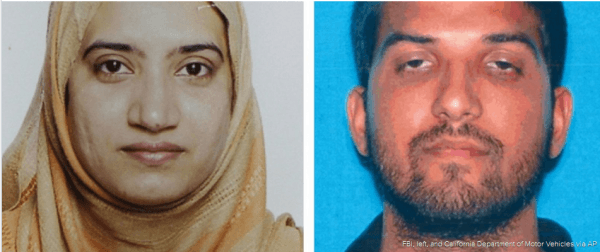 WIFE MOST LIKELY RADICALIZED HUSBAND BEFORE SAN BERNARDINO MASSACRE – INVESTIGATORS PROBE