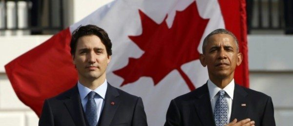 FLASHBACK: Obama Admin Made Canada Pay For A $2 BILLION Border Bridge