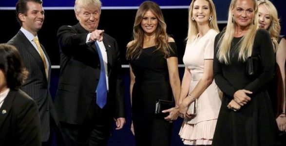 The 7 Worst Liberal Attacks on Donald Trump's Family.
