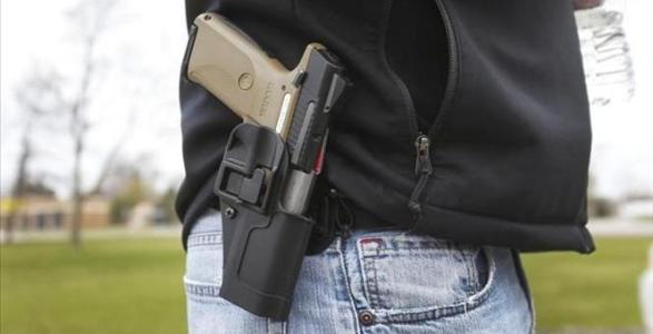 Open Carry of Handguns Is Now Legal in Texas