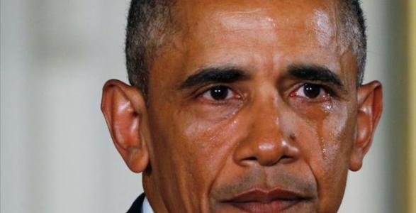 Obama's Gun Violence Tears: Authentic Grief or Cynical Theater?