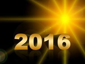 A CRITICAL YEAR 2016