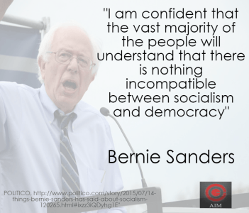 Bernie Sanders is a Communist Part 1: The Democratic Socialists of America Connection