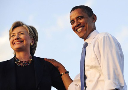 Hillary Thinks It's A 'Great Idea' To Appoint Obama To The Supreme Court