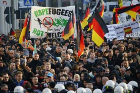 Europe Braces Itself For Terrorism As Germany And Other Countries Experience Sexual Jihad Firsthand From Rapefugees