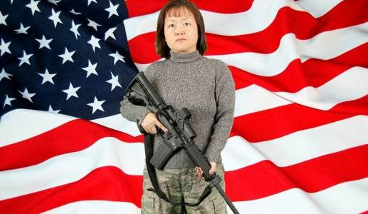 "Chinese Immigrant Turned Citizen Defies Obama Gun Grab: ""I Will Never Be A Slave Again"""