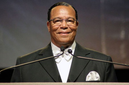Farrakhan Supports Trump On Muslim Immigration