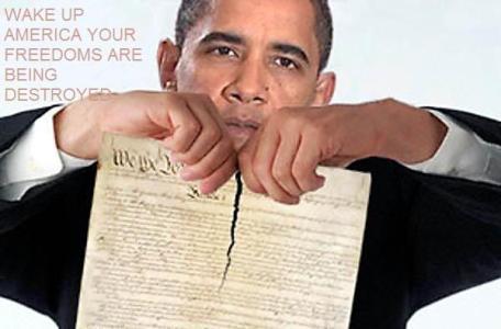 OBAMA BROKE THE CONSTITUTION