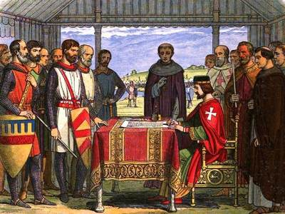 Geller: The Nation That Gave the World the Magna Carta Is Dead