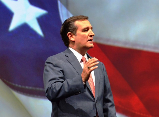 Ted Cruz: 'We Should Repeal Every Word of Common Core'