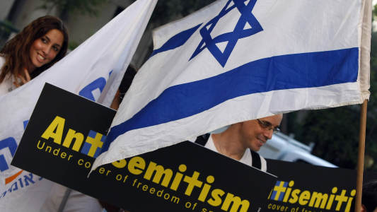 Anti-Semitic Incidents on U.S. College Campuses Spike