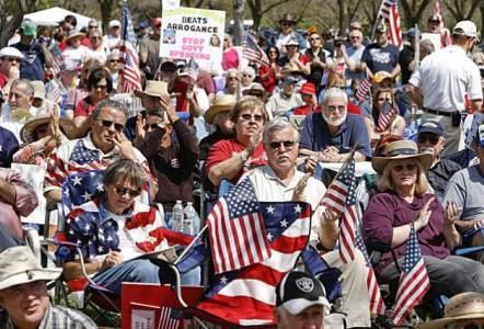 The American People vs. the Political Establishment