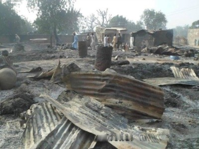 Boko Haram Jihadis Burn Children Alive, Slay Over 100 Villagers in Nigeria Massacre