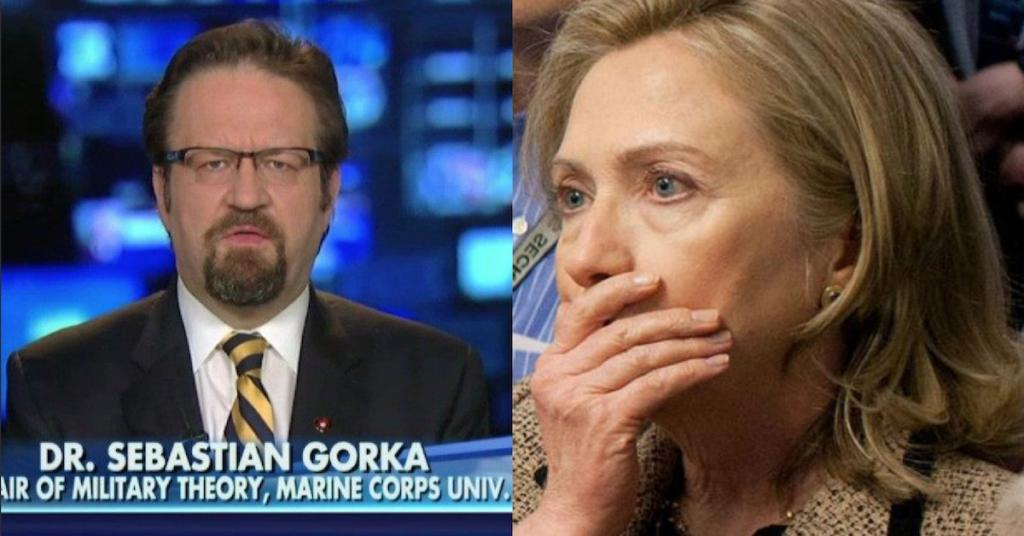 """Expert Says a """".44 Magnum Smoking Gun"""" Was Just Uncovered in Hillary's Email"""