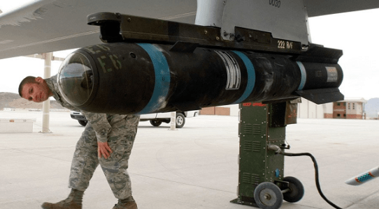 Hellfire Missile Ends in Cuba
