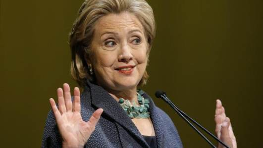 Hillary Says She Has No Regrets About Taking Millions In Wall Street Speaking Fees [VIDEO]