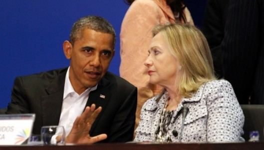 State Dept. Withholding 18 Emails Between Hillary, Obama [VIDEO]