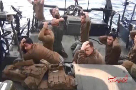 John Kerry Expresses 'Gratitude' to Iran After U.S. Sailors Are Released — Then Iranian State TV Publishes These Images