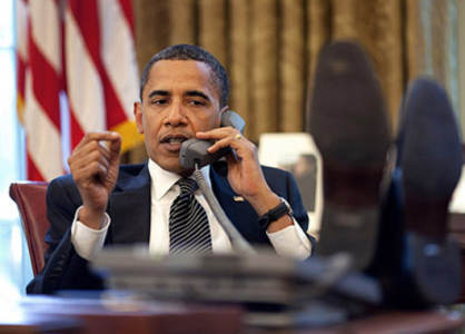 obama-phone-call
