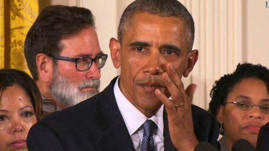 Barack Obama's Misleading Tears