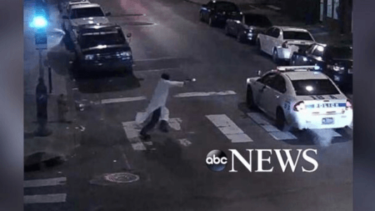 "Philadelphia MUSLIM SHOOTS COP 13 times, execution ""IN THE NAME OF ISLAM"""