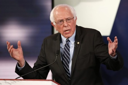Bernie Sanders Says He's Not an Atheist, Believes in God in His Own Way