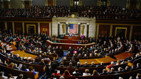 Here Are The 15 Most Memorable Moments Congress Had In 2015