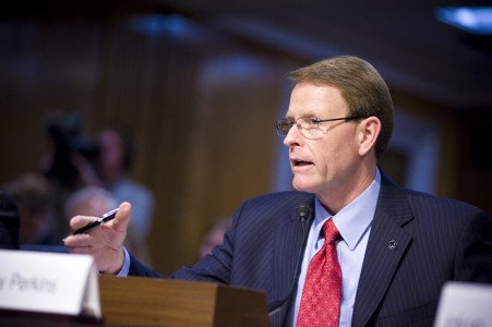 FRC's Tony Perkins Endorses Ted Cruz for President