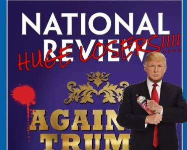 Why We Lose: Why National Review Launched a Victorian-Era Attack On Donald Trump
