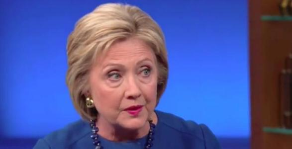 Ahem! Mrs. Clinton There Is No Constitutional Right To Life, Liberty, Or Pursuit Of Happiness; That's A Different Document – VIDEO