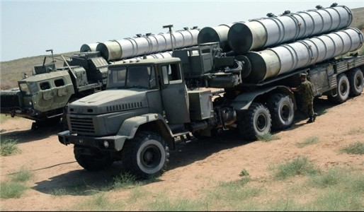 Delivery of S-300 Air Defence Systems to Tehran Begins