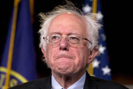 Why Won't the Media Ask Bernie Sanders About Venezuela?