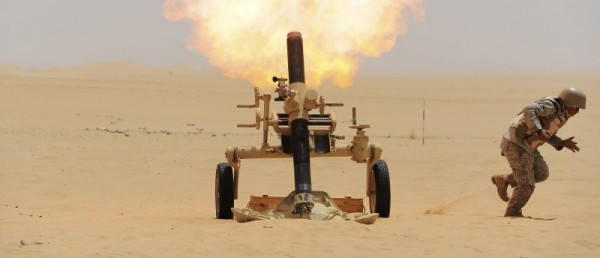 Saudi Arabia Massing Troops In Turkey, On Verge Of Invading Syria
