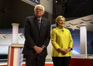 AP Fact Check: Hillary Clinton, Bernie Sanders and the Facts at Democratic Debate