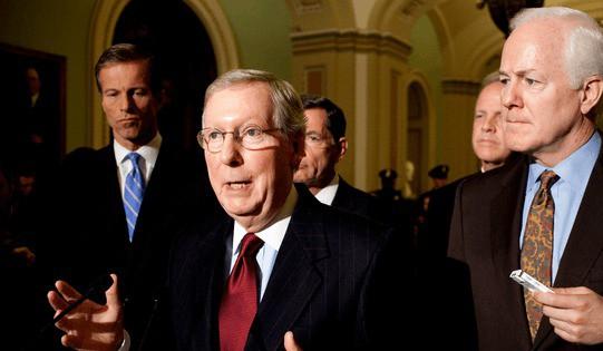 GOP ALREADY Backing Down on Blocking Obama SCOTUS Nomination?