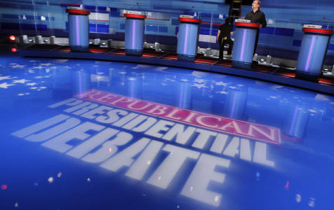 FULL REPUBLICAN CNN DEBATE – VIDEO