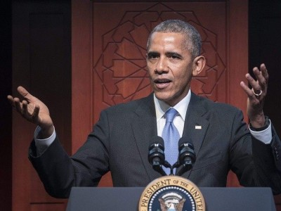 Obama: Criticism of Muslim Americans 'Has No Place In Our Country'