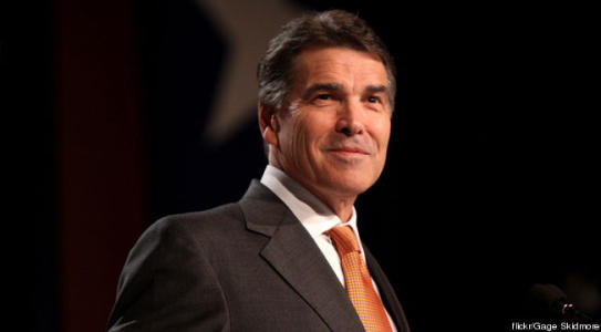 Trump To Tap Rick Perry For Energy Secretary