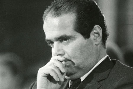 The Legacy of Antonin Scalia