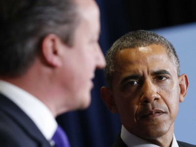 Britons Call For Obama To Be Banned From Speaking In Parliament