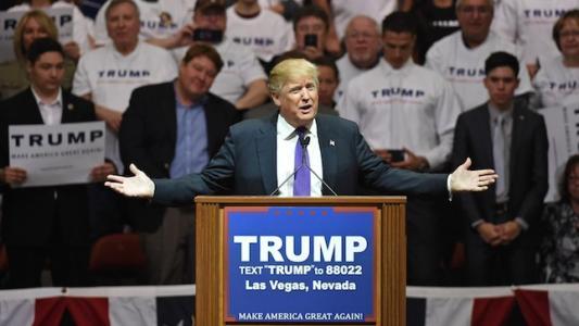 Trump wins Nevada caucuses