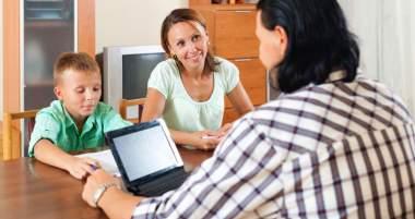 Feds Seek Home Visits, Calling Parents