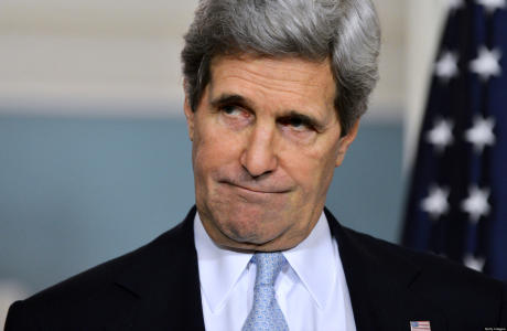 The best comment from John Kerry: Terrorist Released From Guantanamo Who Rejoined Al Qaeda Is 'Not Supposed to Be Doing That'